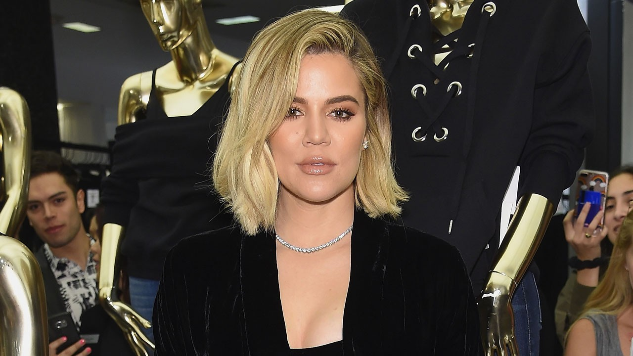 Khloé Kardashian Just Gave Birth to Her Baby Girl, True Thompson