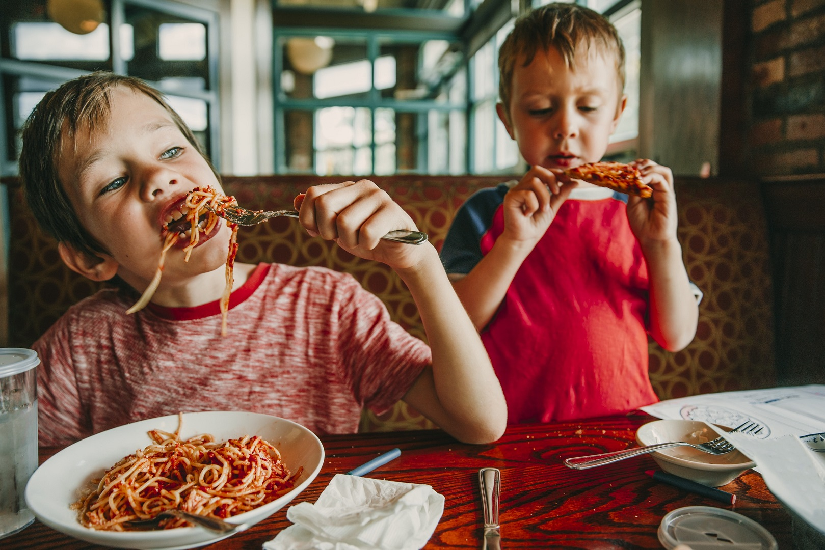 Don't Ban Children From Restaurants, Teach Them How to Act