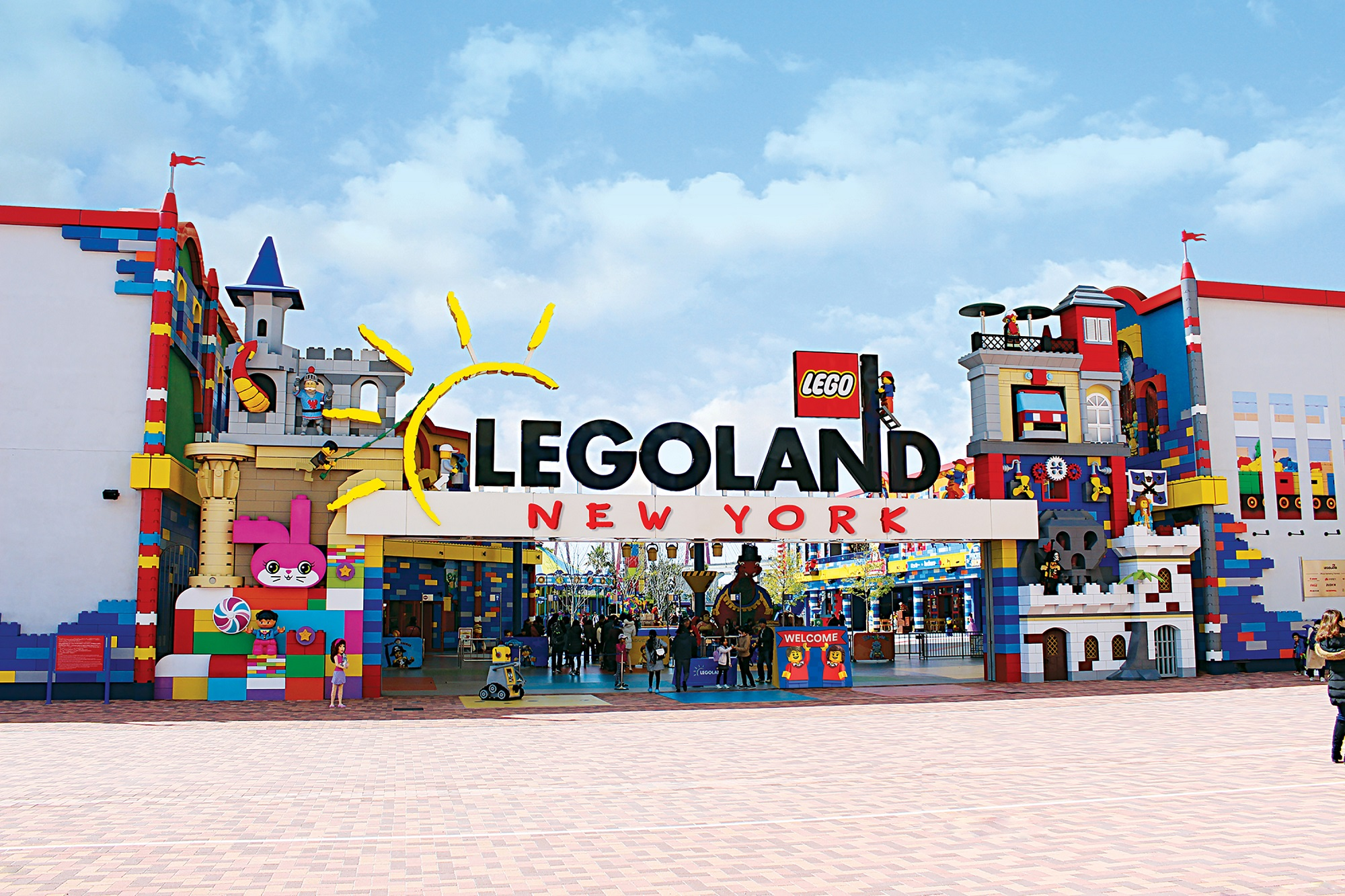 Legoland New York Is Coming & It's Going to Be Awesome