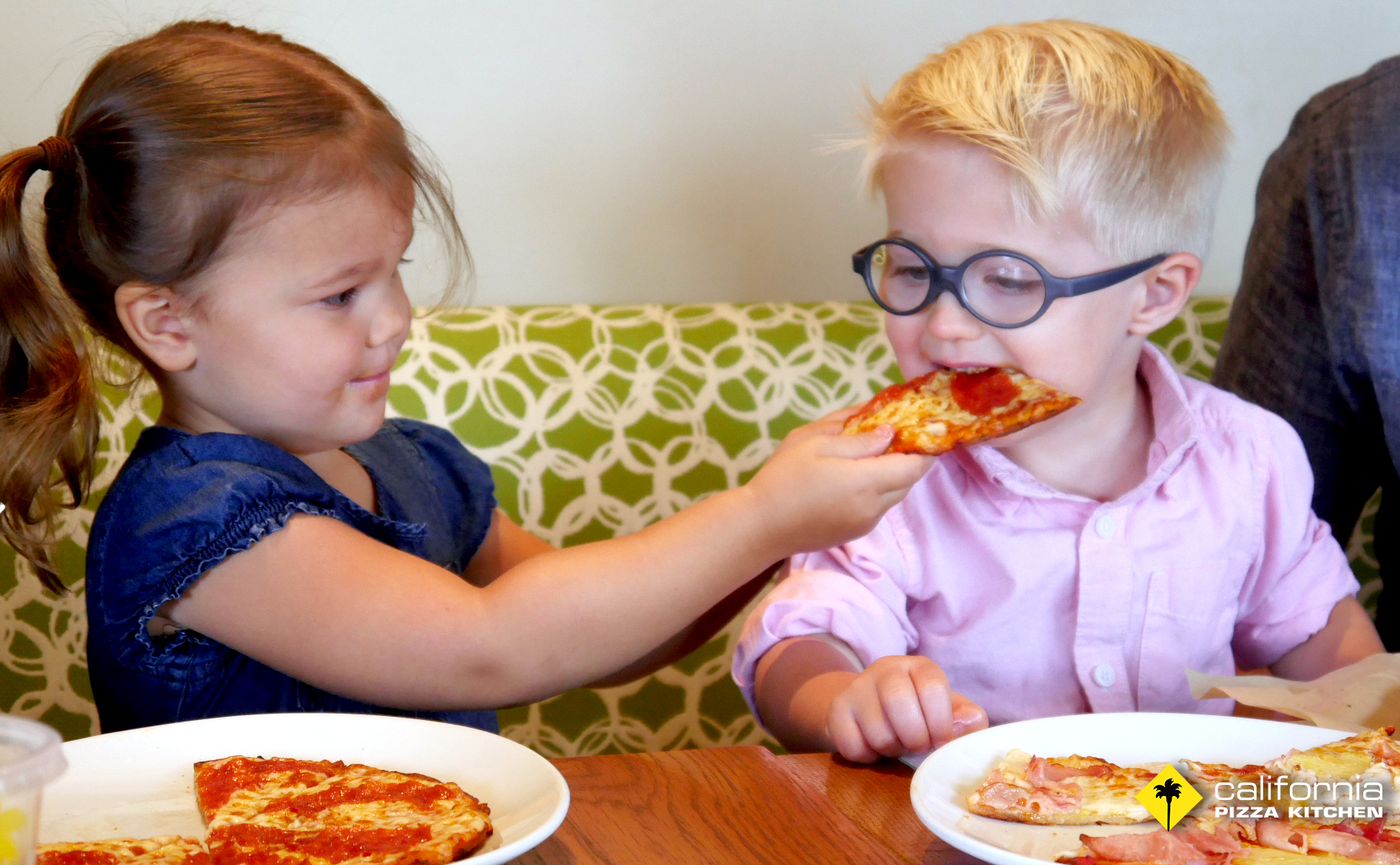 California Pizza Kitchen Just Added Cauliflower Crust Pizzas to Their Kids' Menu