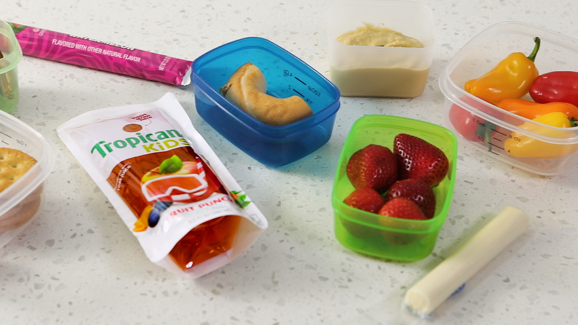 5 Fun Summer Snack Packs