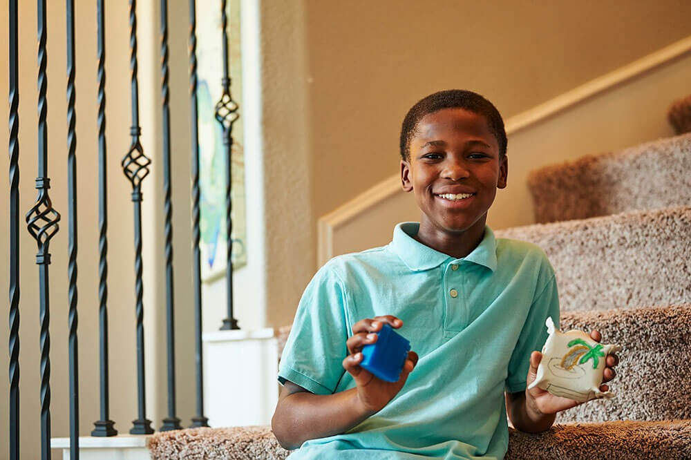 This Brilliant 11-Year-Old Received a Patent on His Invention to Prevent Hot Car Deaths