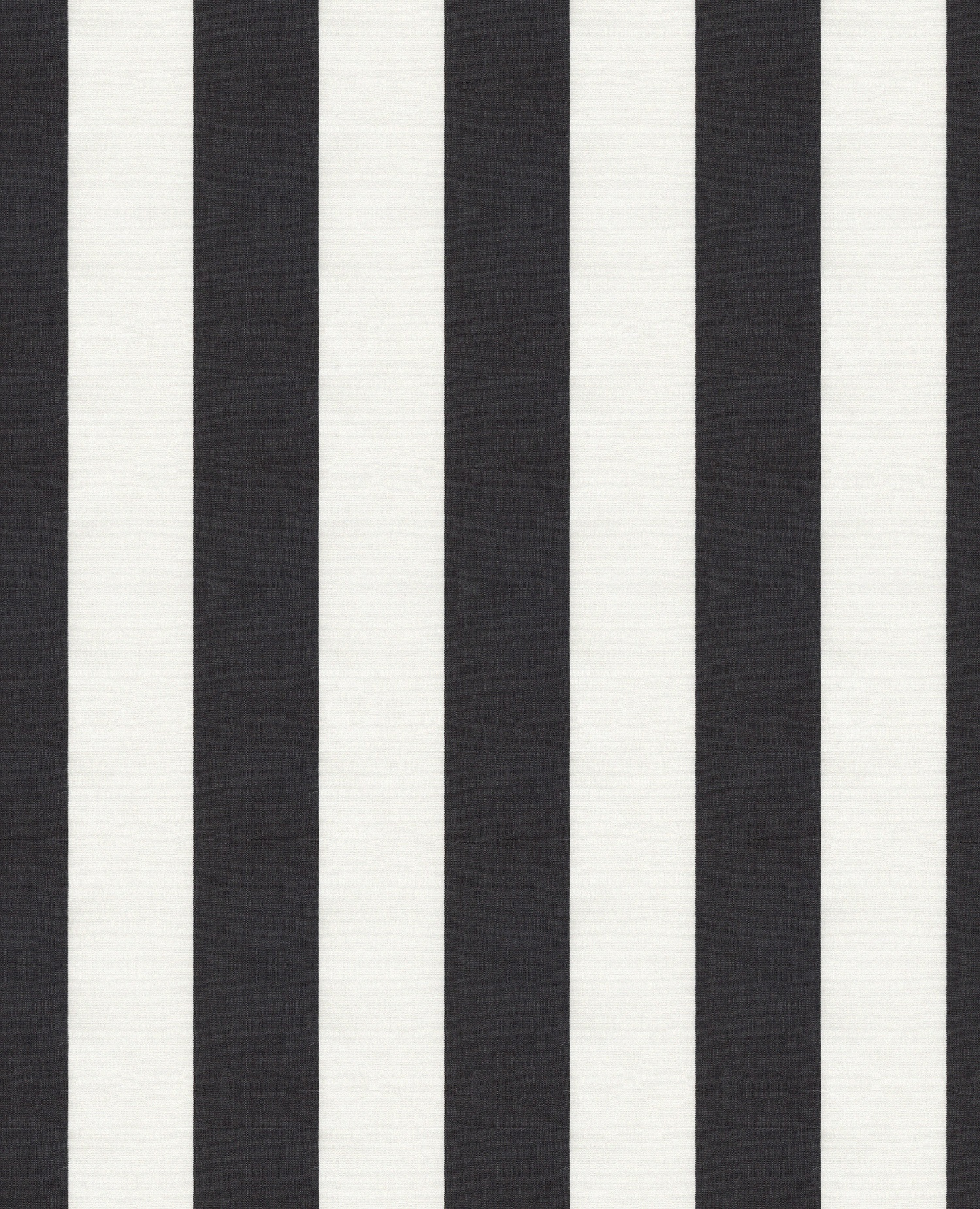 IKEA Sofia Fabric Black and White Stripes