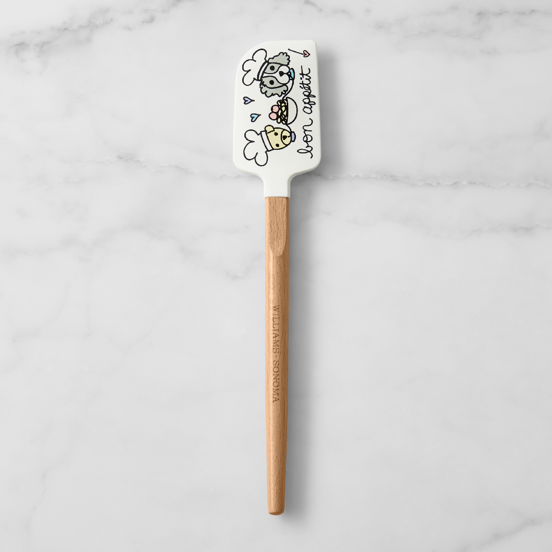 These Celebrity-Designed Spatulas Benefiting No Kid Hungry Are a Whimsical Countertop Must-Have