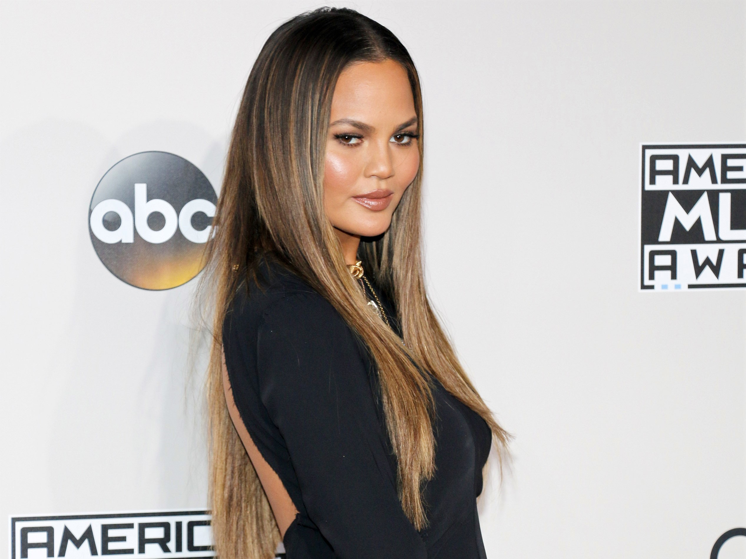 Chrissy Teigen Gets Emotional After Watching Crazy Rich Asians with Daughter Luna