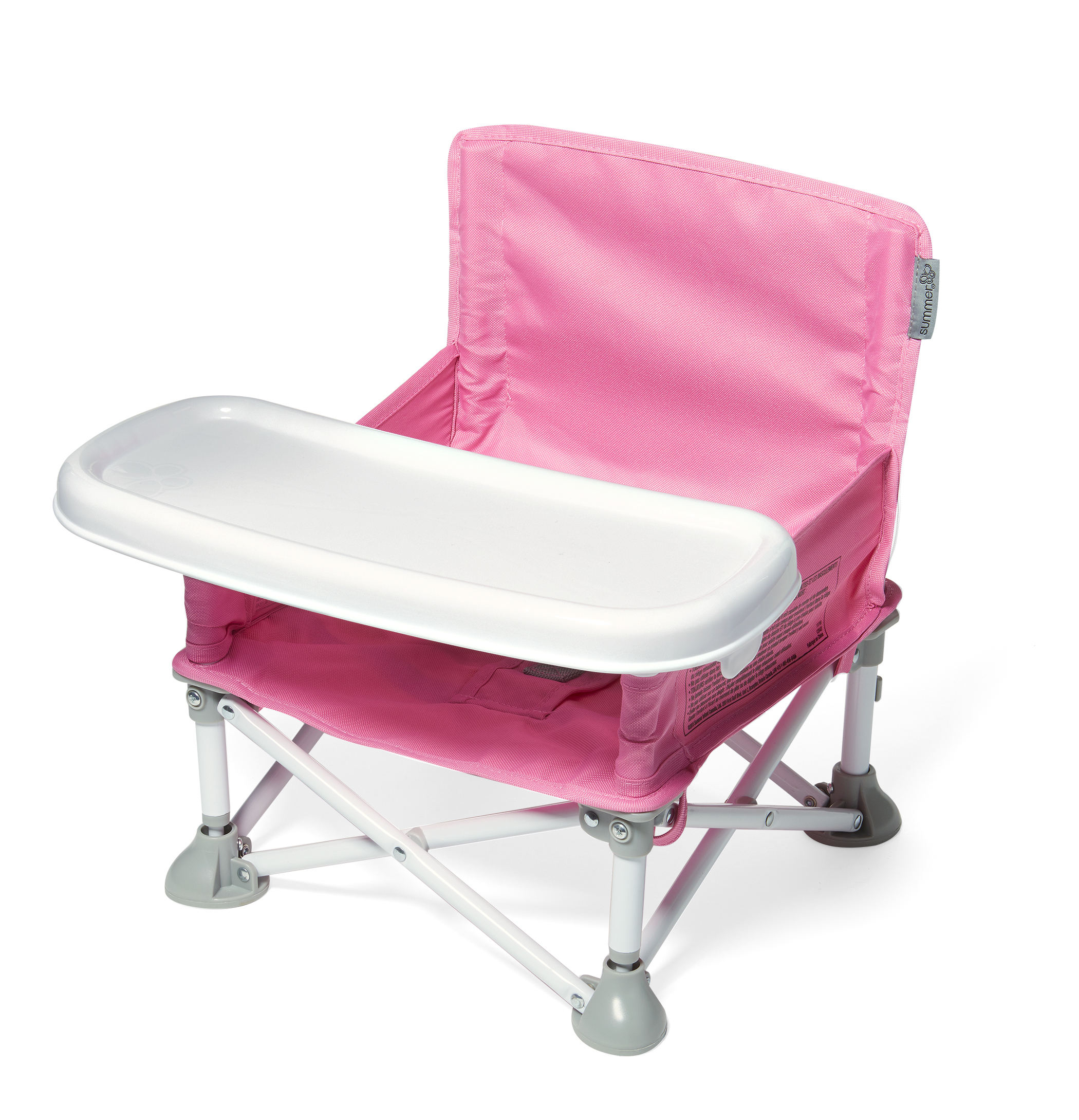 Pink Prop a Pop 'N Sit Portable Booster