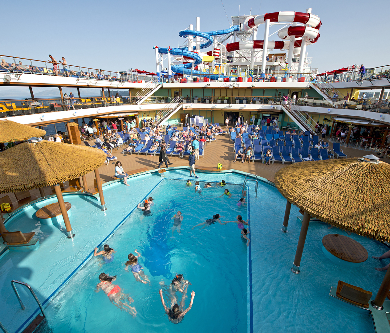 Carnival Horizon Is the Cruise Experience Both Parents and Kids Can Enjoy