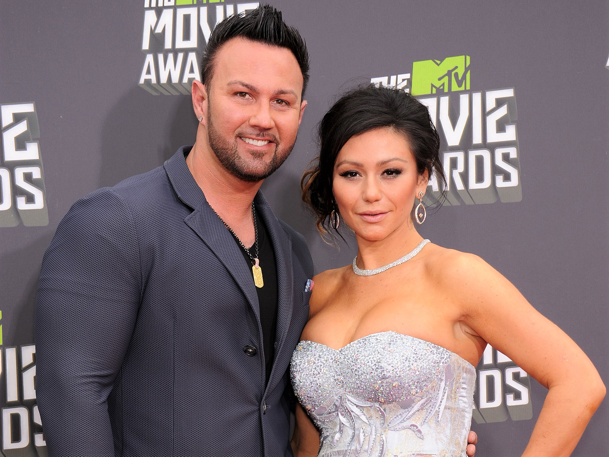 Jersey Shore's Jenni 'JWoww' Farley Files for Divorce from Husband of 3 Years Roger Mathews