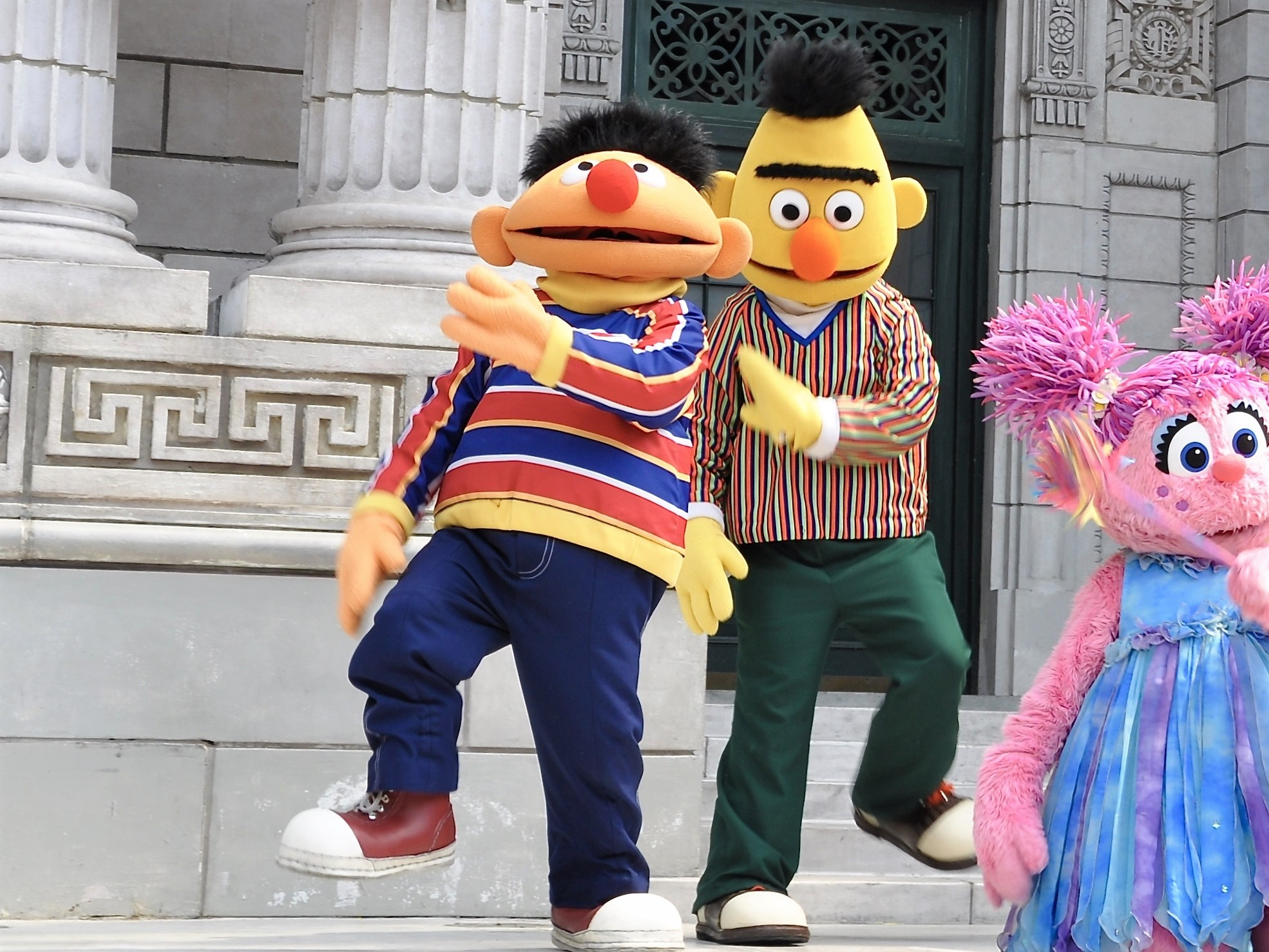 Ex-Sesame Street Writer Says Bert and Ernie Are Gay as Show Insists They're Just 'Best Friends'