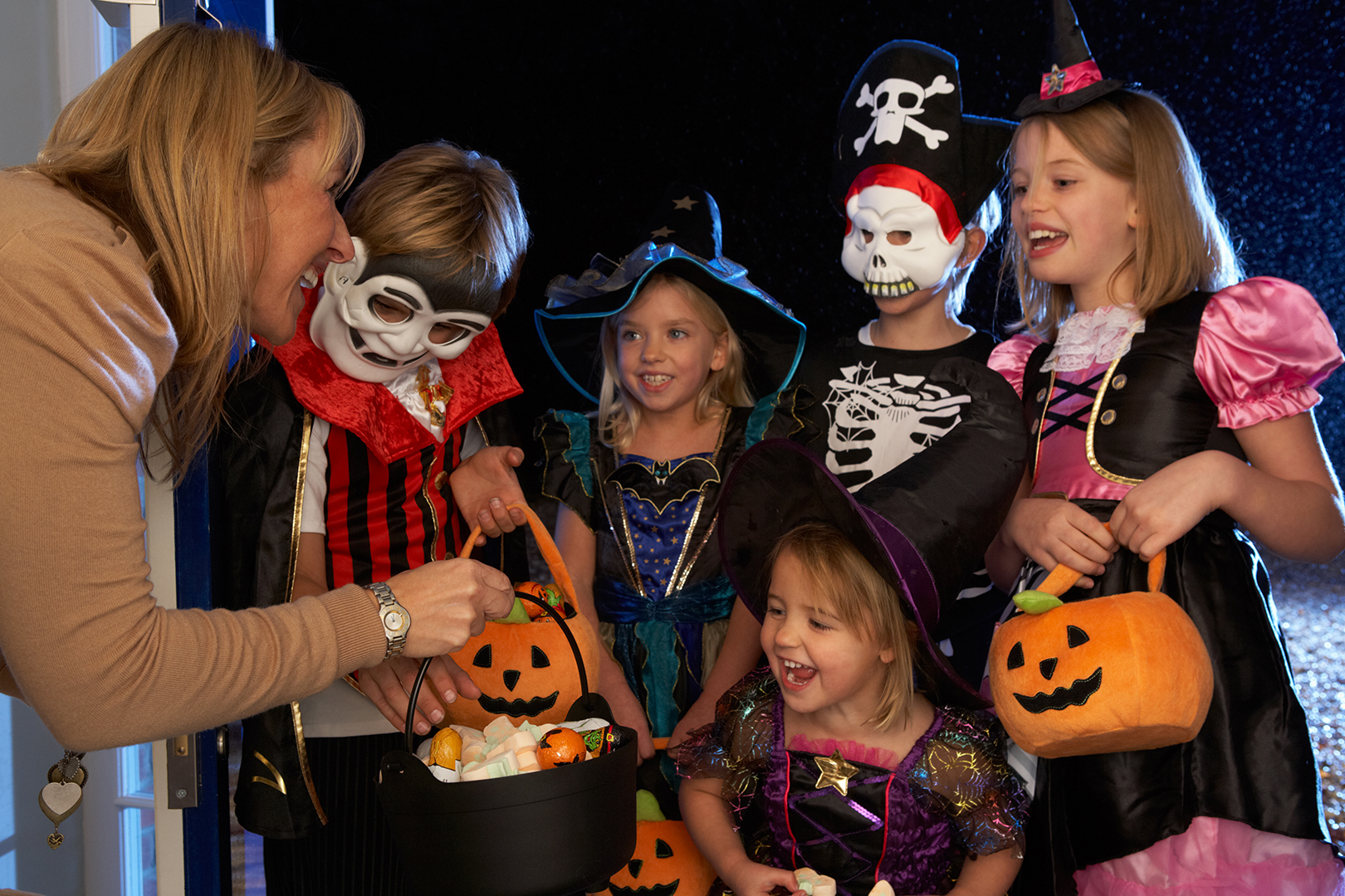 Best Places to Go Trick-or-Treating in 2018