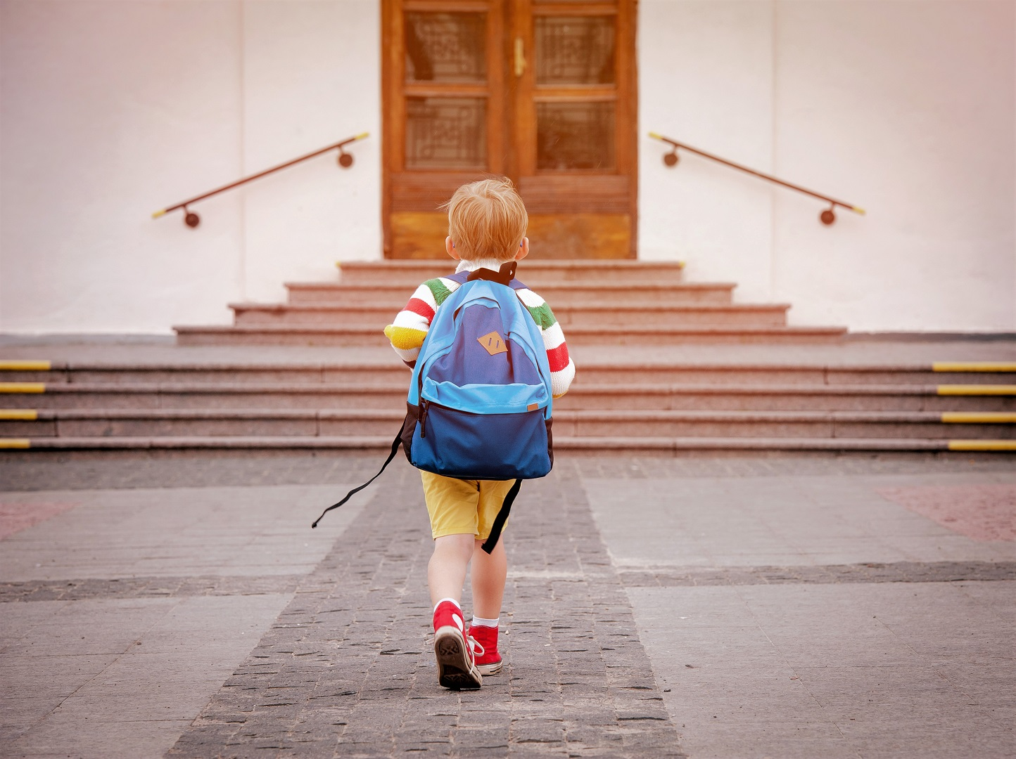 When Should You Let Your Child Walk to School Alone?