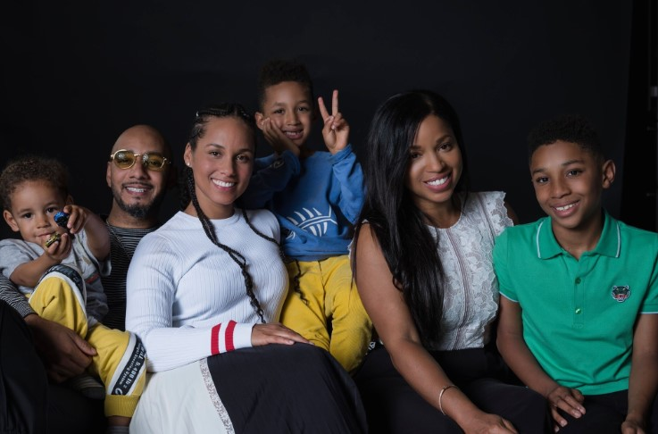 Co-Parenting With Alicia Keys: My Blended Family