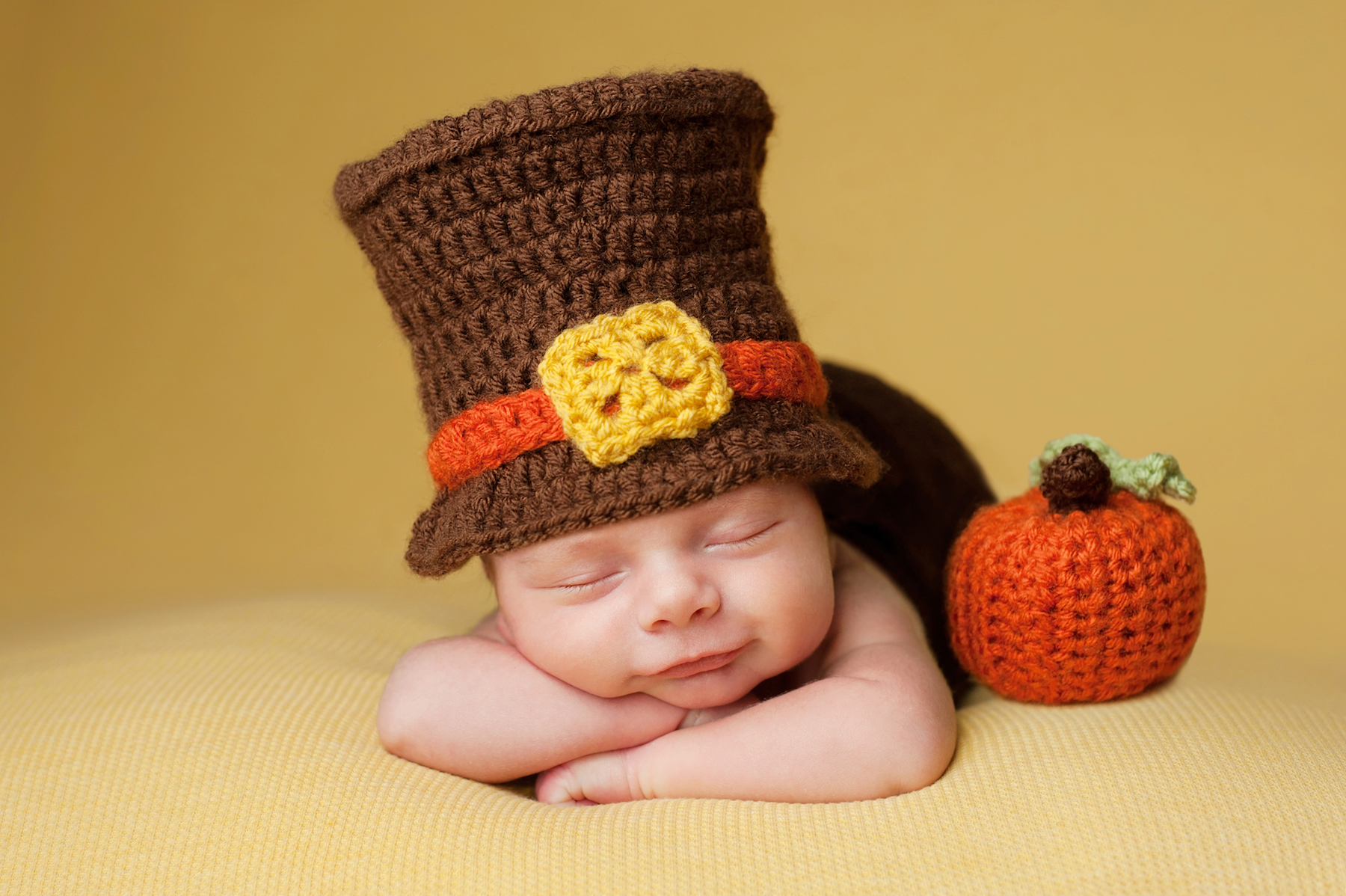 11 Real-Mom Tips For a Happy Baby's First Thanksgiving