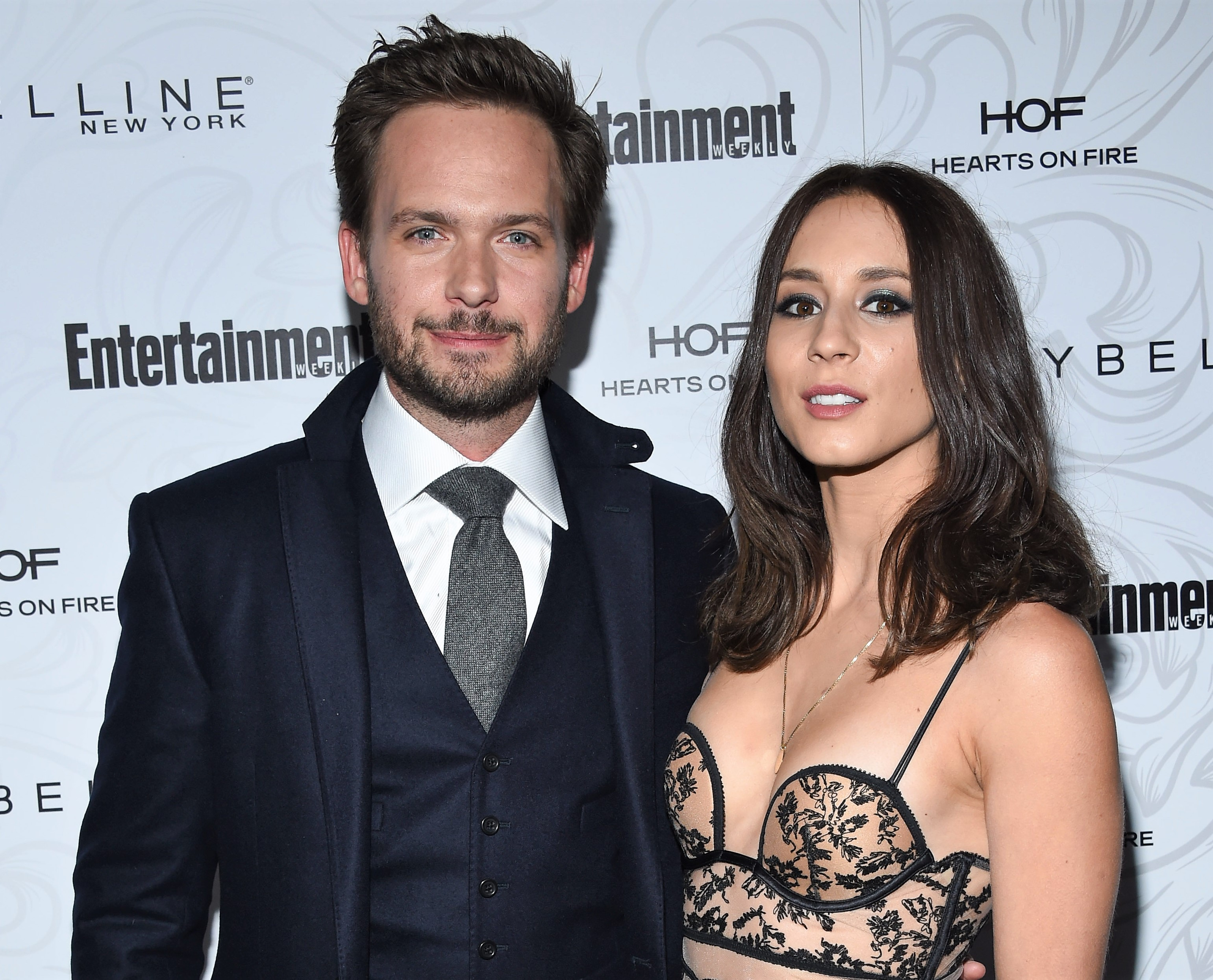 Troian Bellisario and Patrick J. Adams Welcome a Daughter