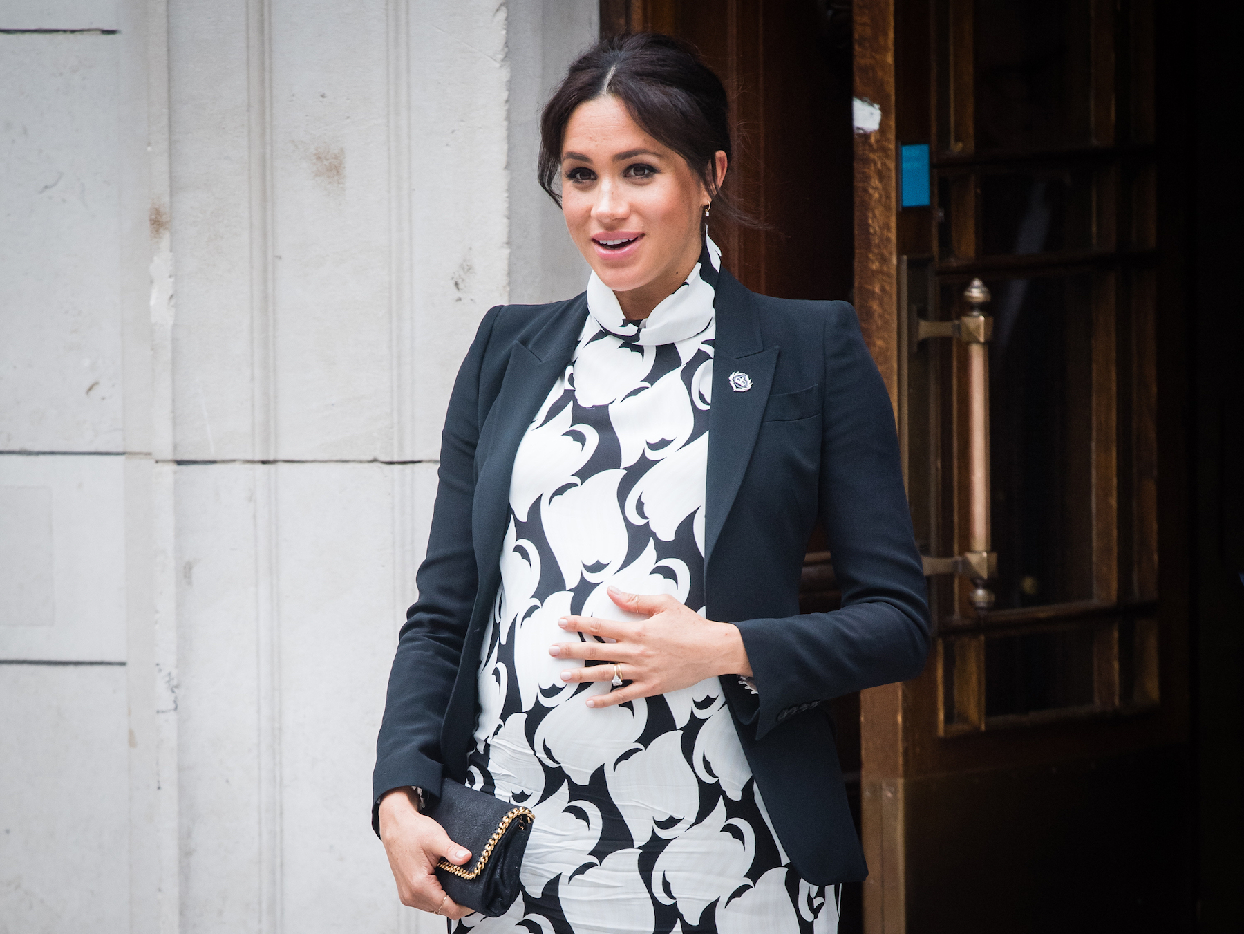 All About Meghan Markle's First Pregnancy