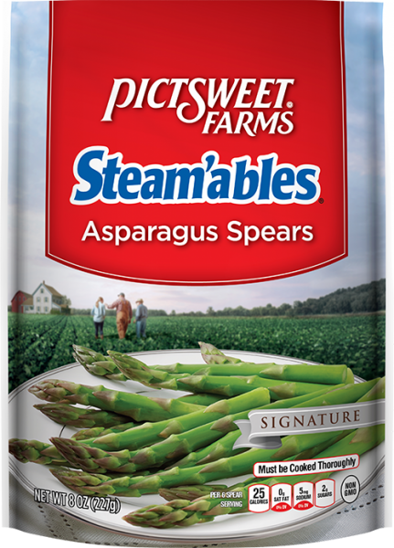 Pictsweet Is Recalling Over 1,800 Cases of Frozen Asparagus Due to Listeria Concerns