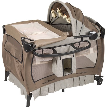 Baby Trend Deluxe Nursery Center Playard