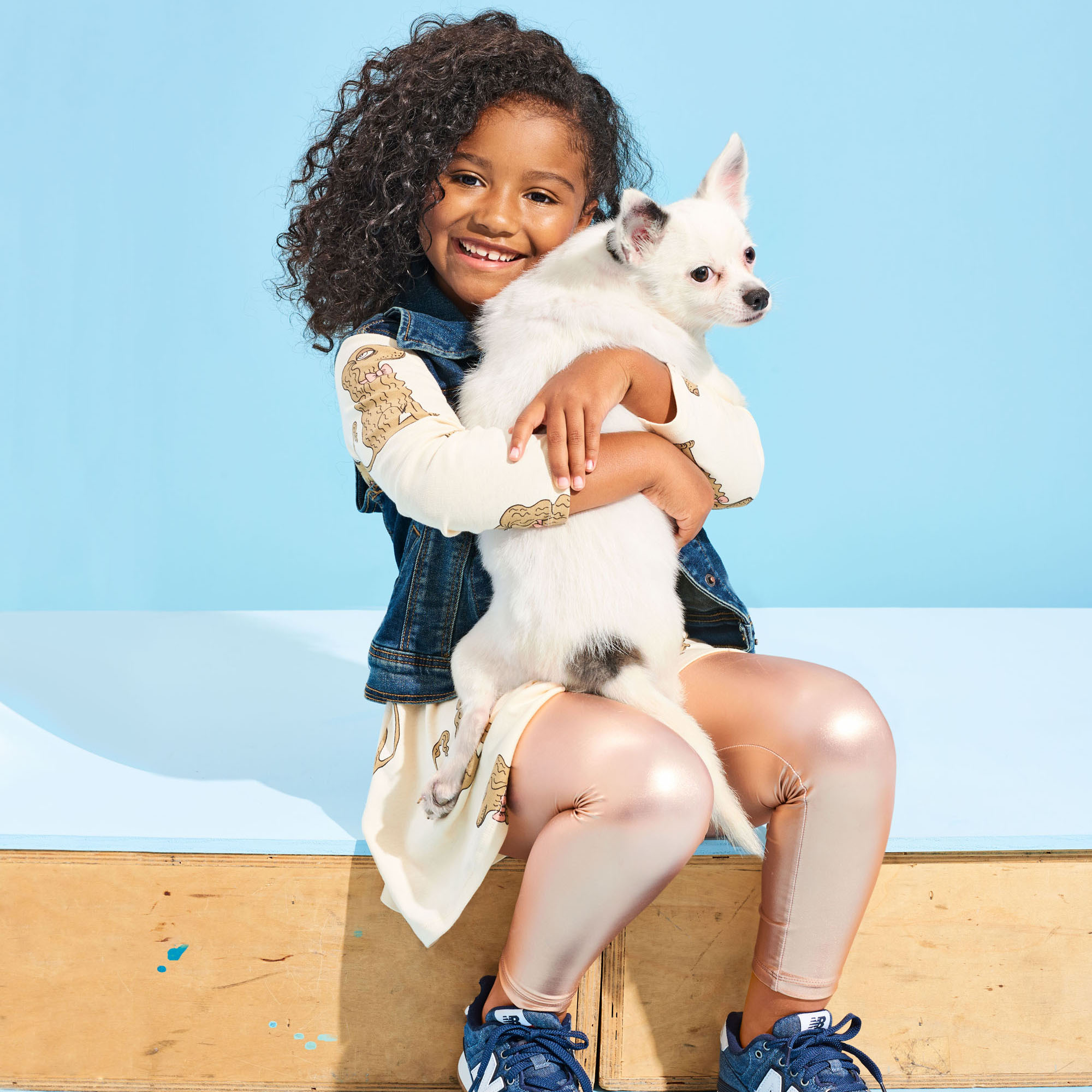21 Cute Kids and Their Pets