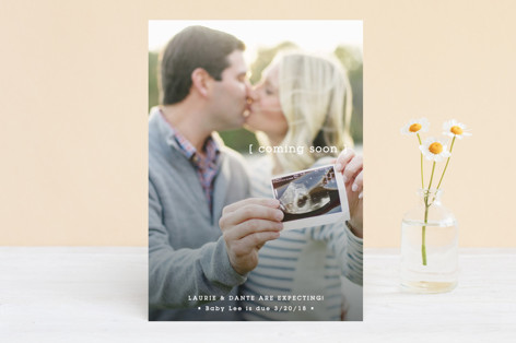 The 14 Best Pregnancy Announcement Cards