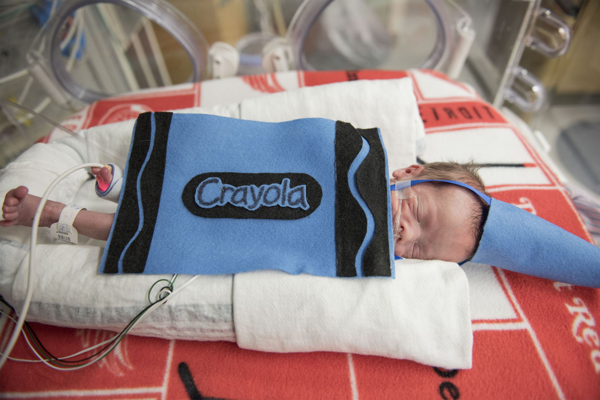 Henry Ford Health System NICU Babies 2