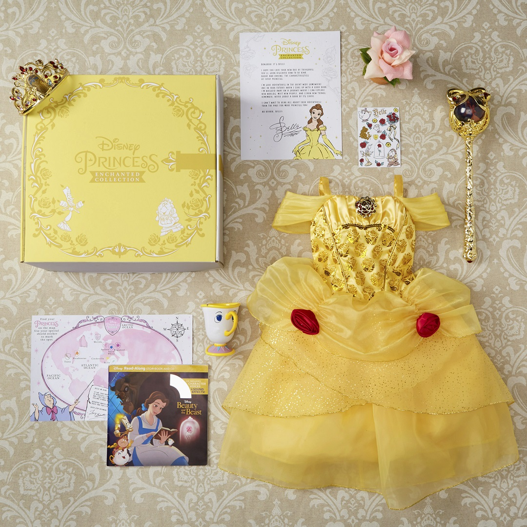 Disney Princess Enchanted Collection Subscription Box 2