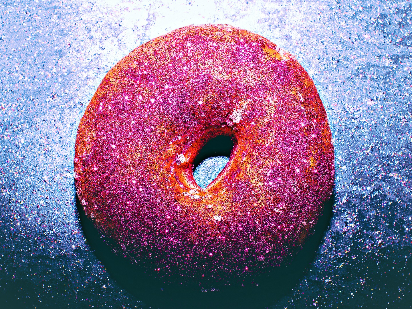Don't Touch Holiday Desserts with Edible Glitter Until You Read the FDA's Warning