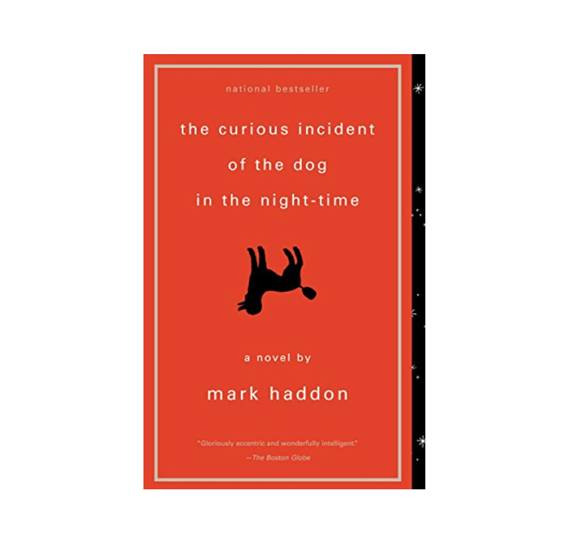The Curious Incident of the Dog in the Night-Time – Mark Haddon