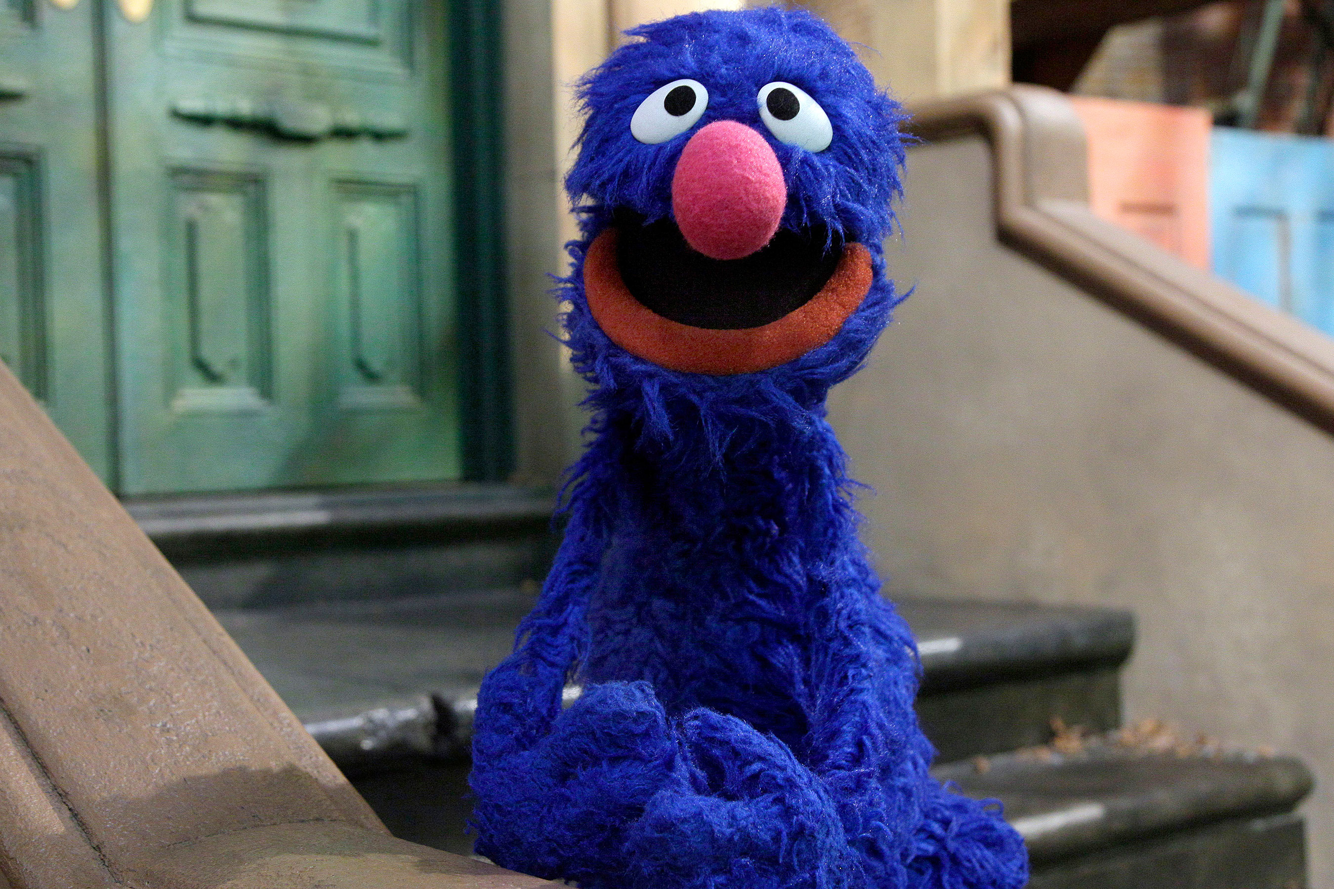 People Think Grover Just Dropped the F-Bomb on Sesame Street—What Do You Hear?