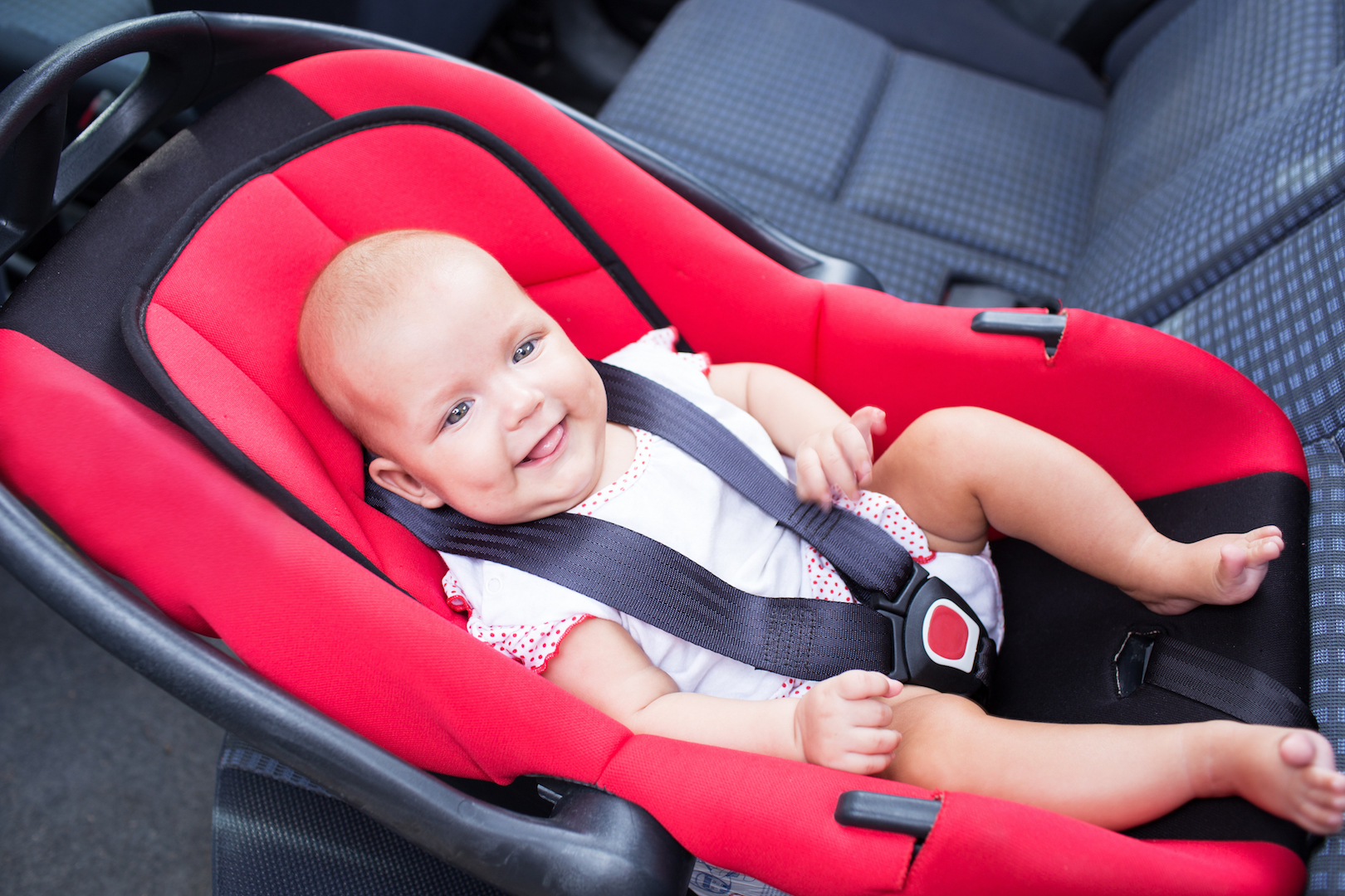 The Best Rear-Facing Car Seats