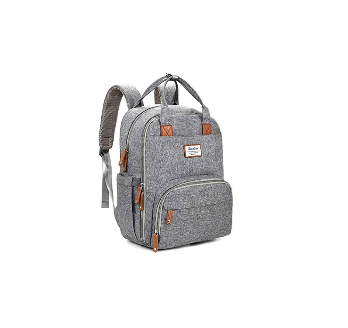 RUVALINO Diaper Bag Backpack