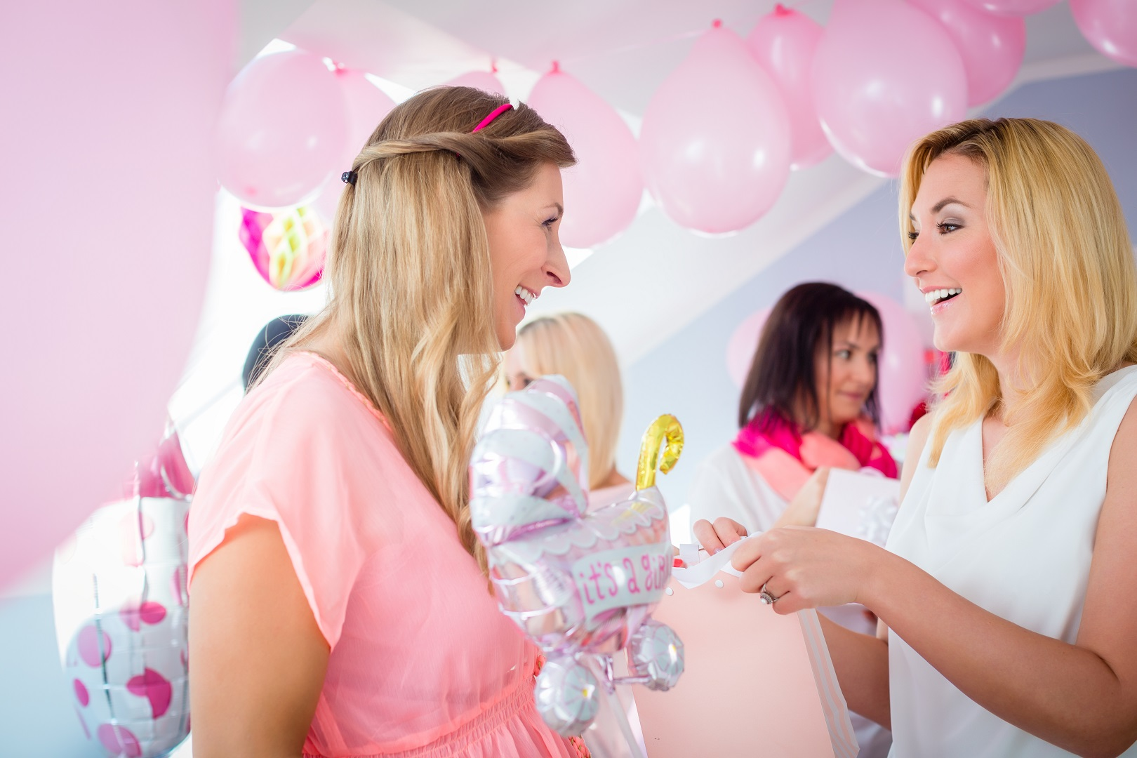 Are Postpartum Parties the New Baby Shower?