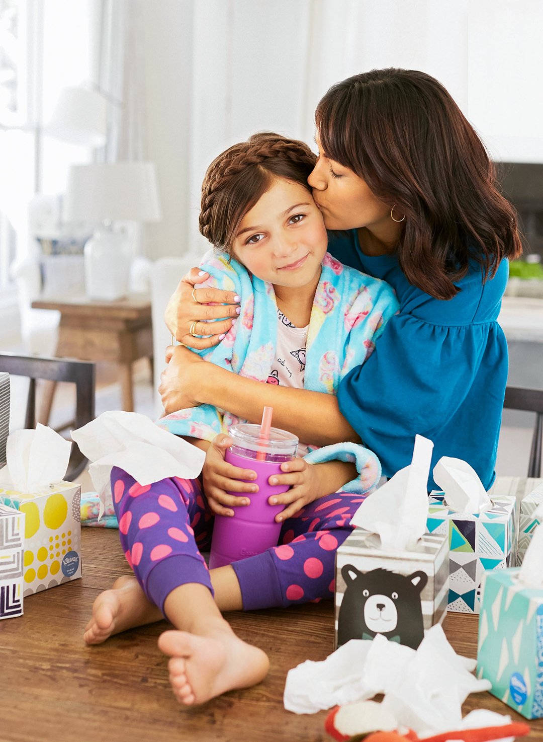 10 Tips from Pediatrician Moms on How to Cure Colds