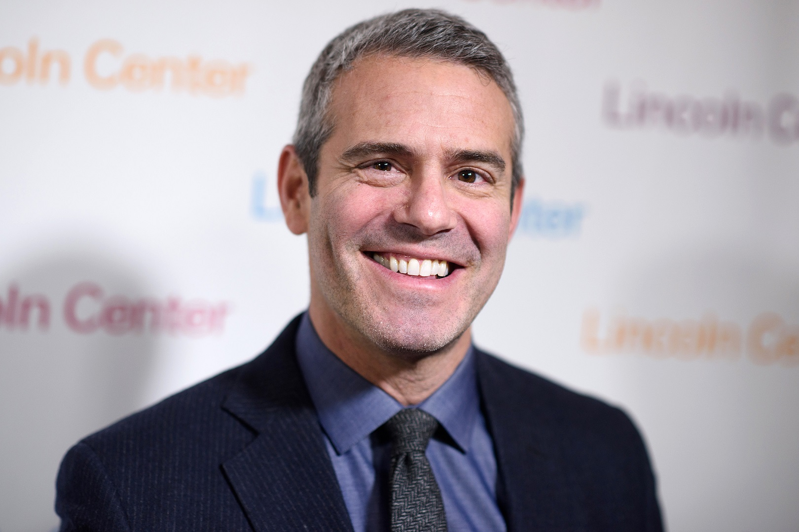 Andy Cohen Closeup