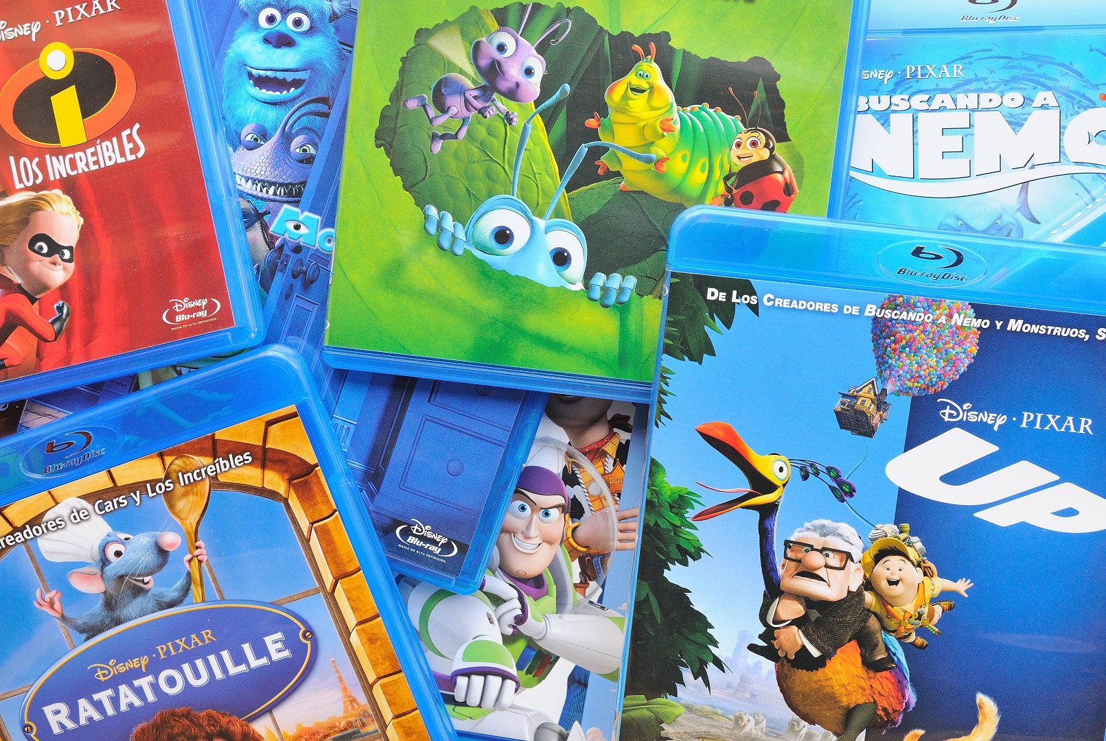 Blu Ray Dvds Disney Movies