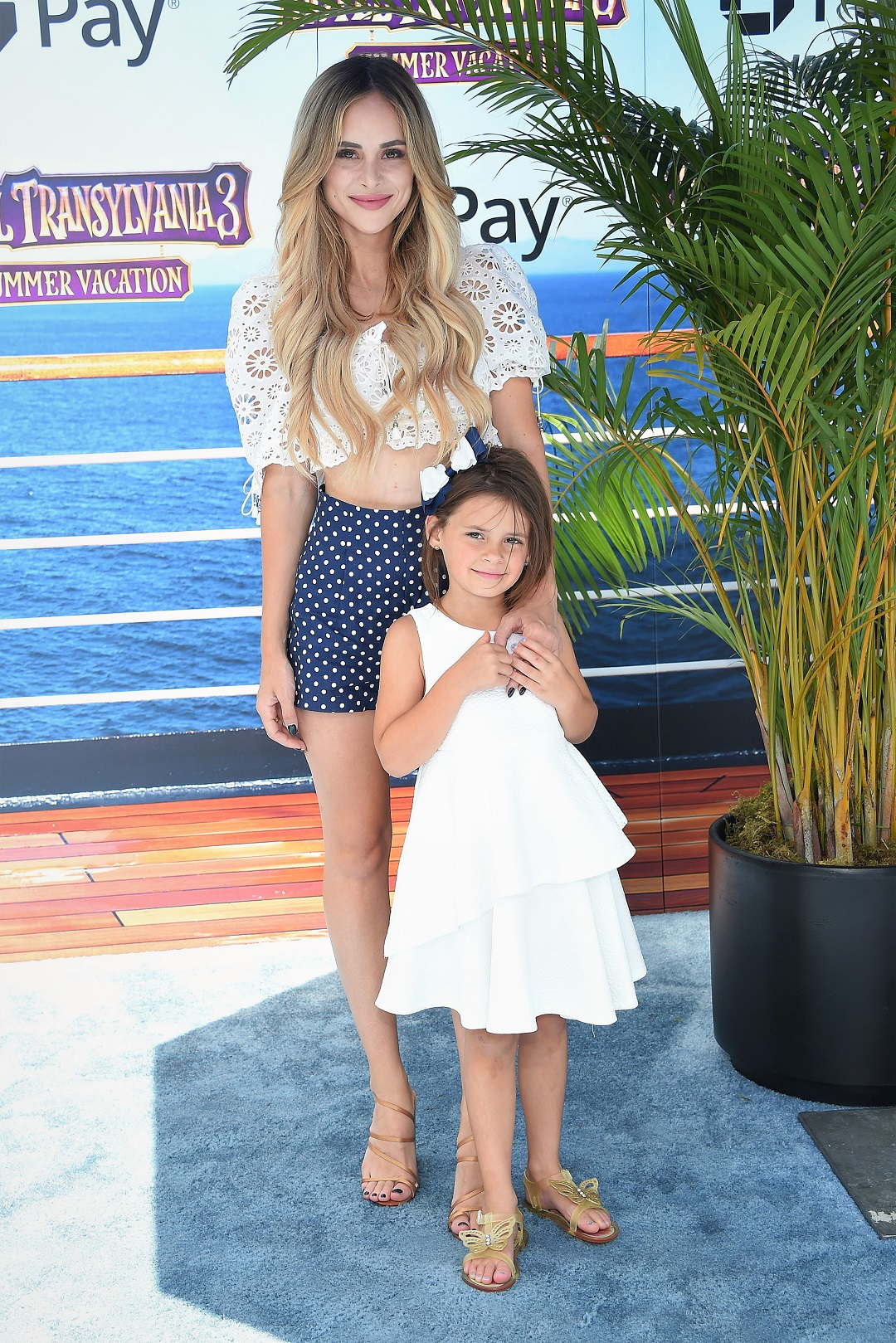 Amanda Stanton Responds to 'Trolls' Who Criticized Her for Letting Daughter, 6½, Get Highlights