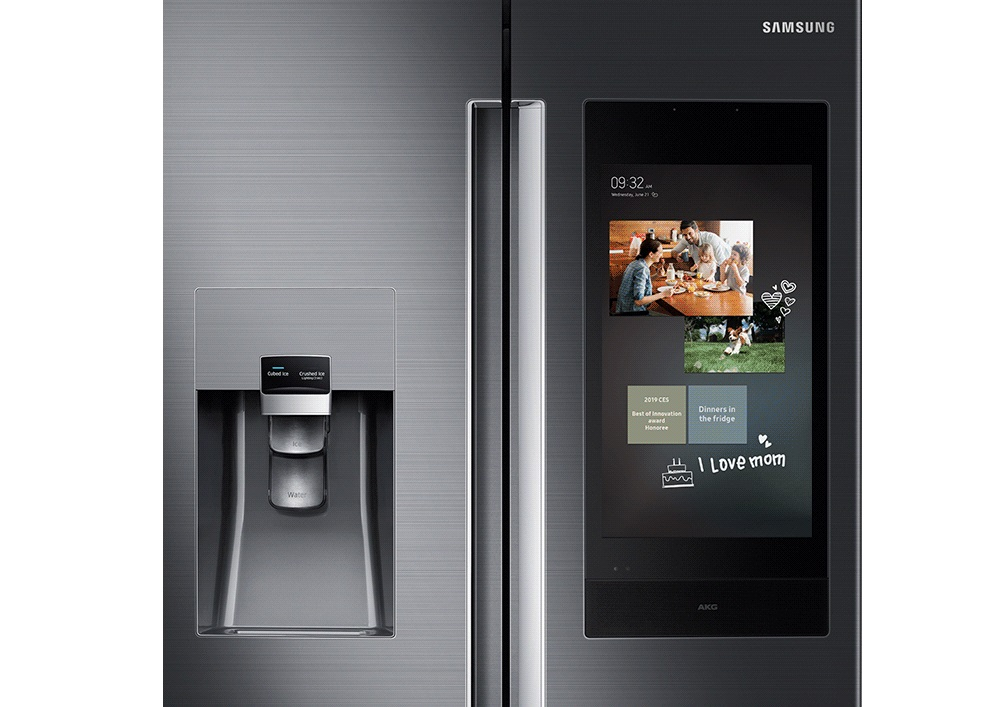Samsung Family Hub with Family Board Refrigerator