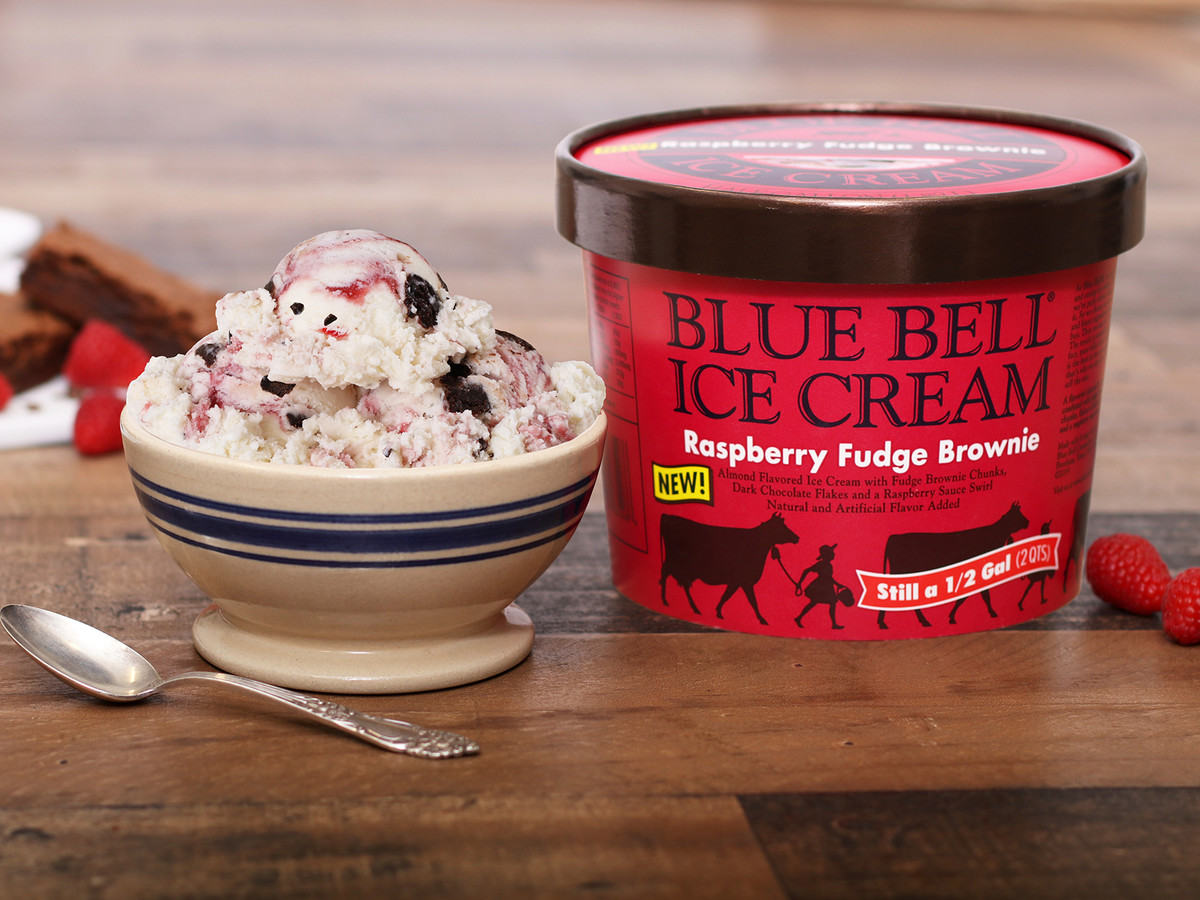Blue Bell Released a Sumptuous New Flavor Just in Time for Valentine's Day