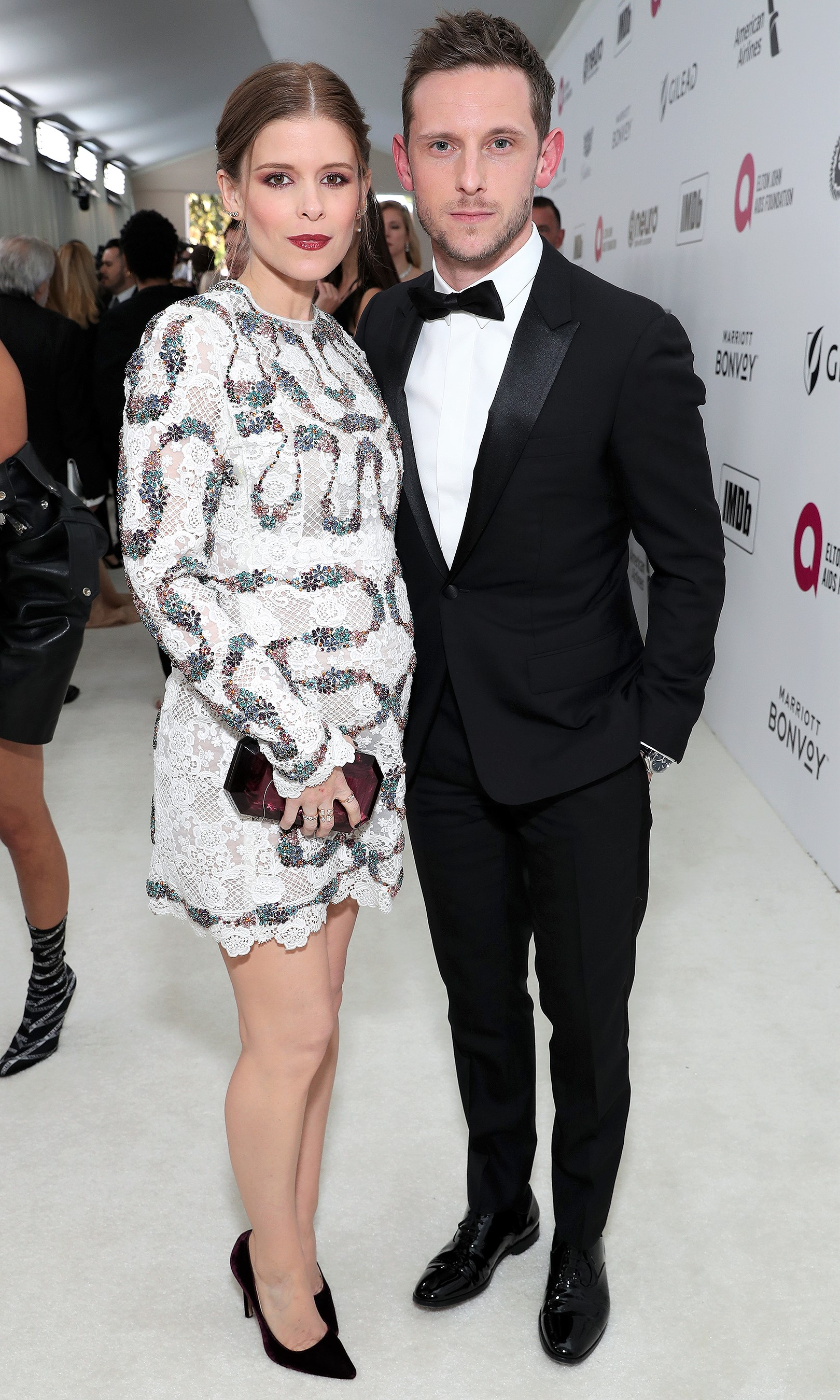 Kate Mara Is Pregnant! Actress and Husband Jamie Bell Expecting First Child Together