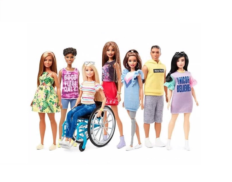 There Will Now Be a Barbie With a Wheelchair and a Barbie With a Prosthetic Leg, and This Is the Representation We Need
