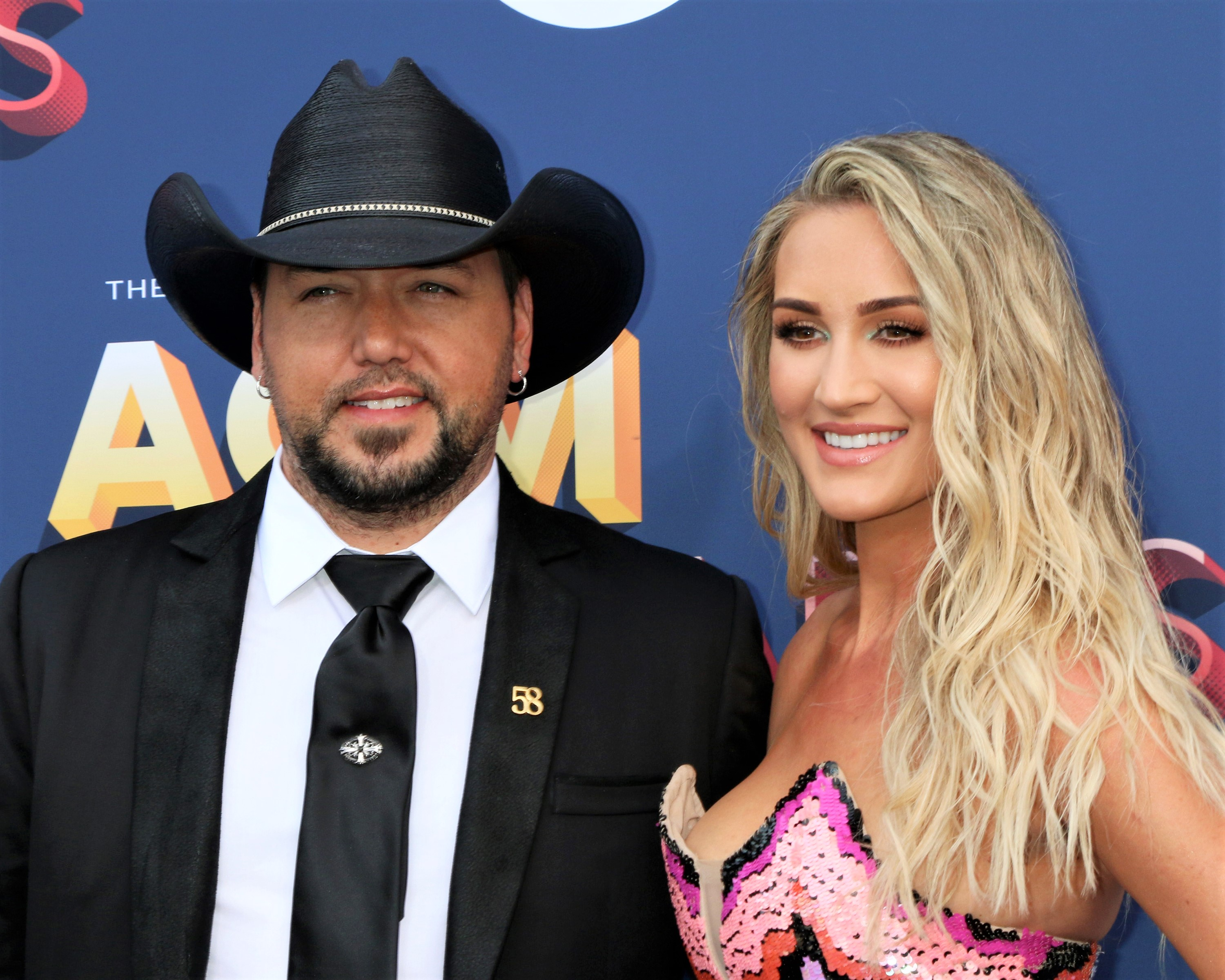 She's Country! Jason Aldean and Wife Brittany Welcome Daughter Navy Rome