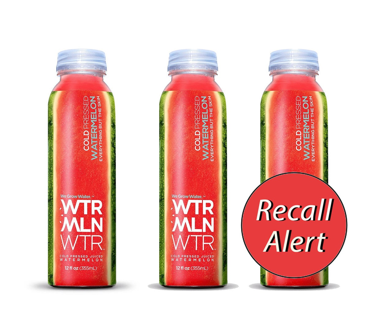 Watermelon Juice Recalled From Walmart, Publix, Winn-Dixie and More