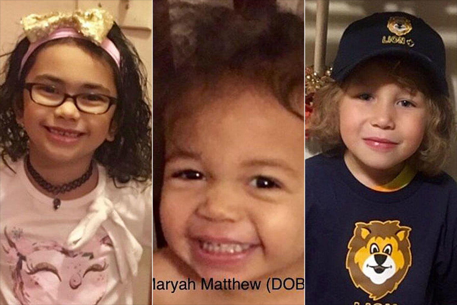 3 Missing Connecticut Children Believed to Be with Convicted Sex Offender, in 'Grave' Danger