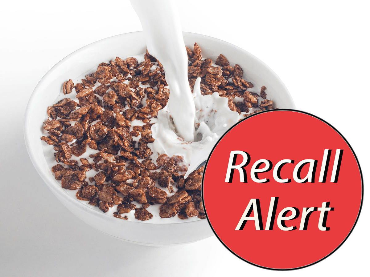 Nature's Path Has Recalled Over 400,000 Boxes of Kids' Cereal