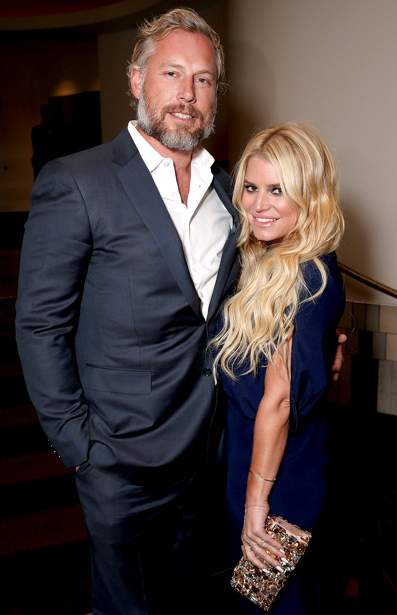 She's Here! Jessica Simpson and Husband Eric Johnson Welcome Daughter Birdie Mae