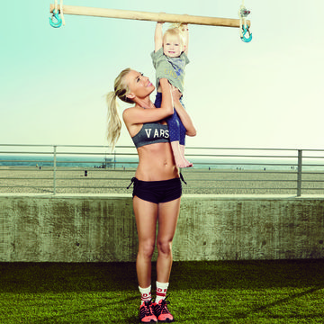 The Tracy Anderson Weight Loss Workout for New Moms