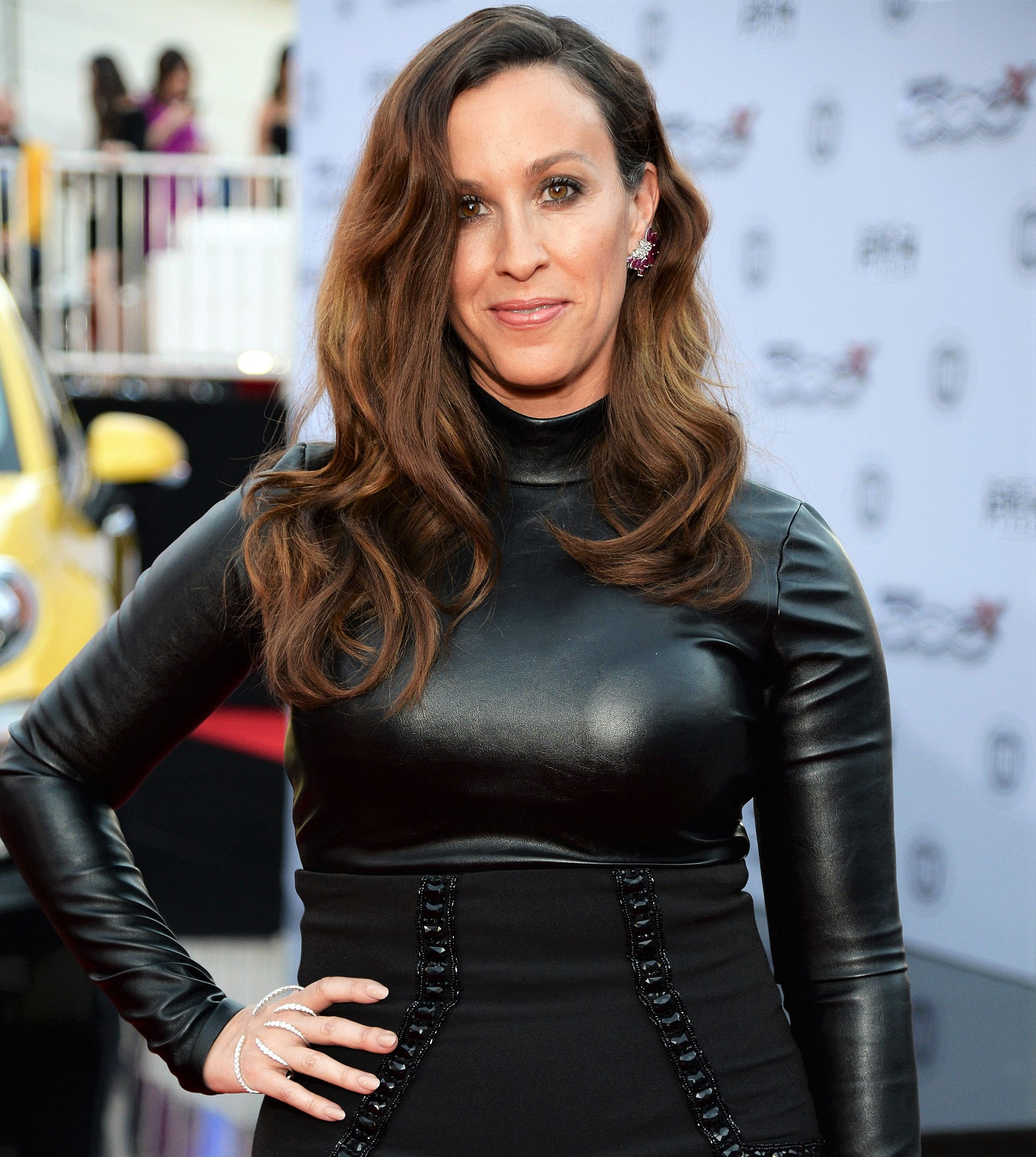 You Oughta Know — Alanis Morissette Is Pregnant! Singer, 44, Expecting Third Child