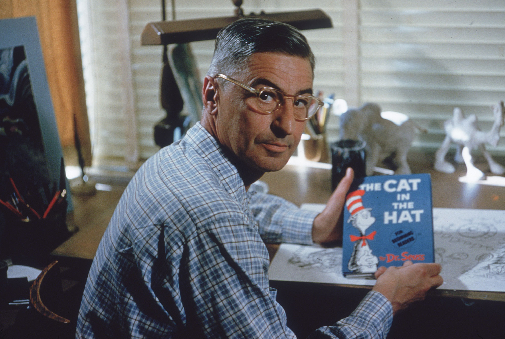 Dr. Seuss Books Like Horton Hears a Who! Branded Racist and Problematic in New Study