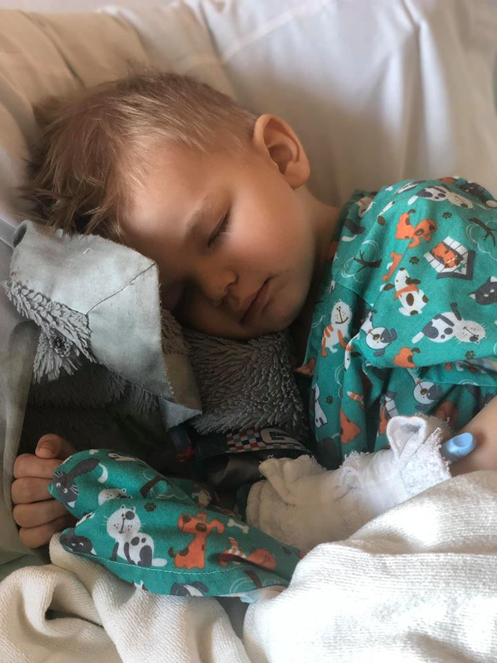This Mom Is Warning Parents After Her Toddler Almost Died From a Popular Snack