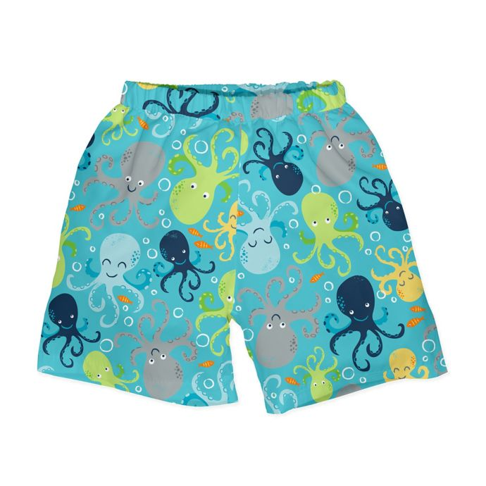 i play. Octopus Swim Trunks
