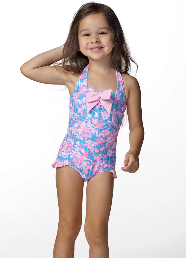 Elie and Bella Swim Suit